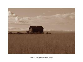 Where The Great Plains Begin by Stewdog