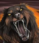 Commission: Kas by Brevis--art