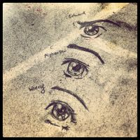 My FMA Eyes by Lilkpopean