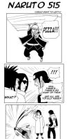 Naruto 515: off to war by Umaken