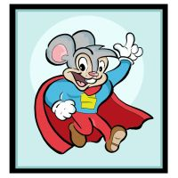 SuperMouse by JamieCosley