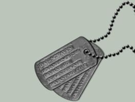 Dogtags by sgraves