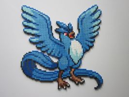 Articuno by 8-BitBeadsStudio