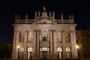 San Giovanni in Laterano by Meldelen