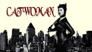 Catwoman cosplay wp starring Noelia Martin by SWFan1977