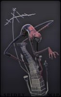 Spidey by DuncanFraser