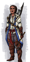 Connie Kenway by HyperBali