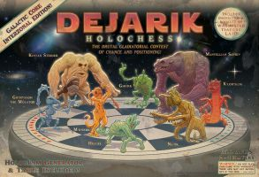 Dejarik Holochess Game Star Wars by McQuade