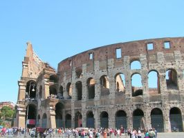Colosseo by kfjg