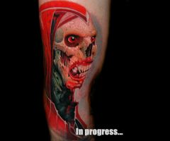 Dave's another by redliontattoo