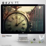 .TIME. Wallpaper by enemia