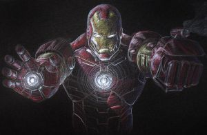 IRONMAN by artstudio