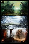 landscape quickies 2 by i-Manphibian