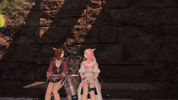 Final Fantasy XIV - Best group that you can have! by Cynder66