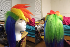 Dashie Wig by Kitty1234207