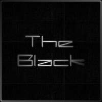 The Black - World Icon for Technicolor World one. by Adrexius