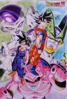 Dragon Ball Z by Ronstadt