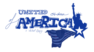 United States of America by Vontad