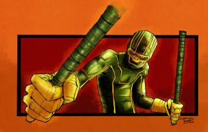 Kick-Ass by KidNotorious