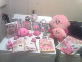My Kirby Collection! by LaughingKirby