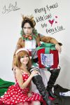 Xmas Snk Rivetra Inciel3 by in-ciel