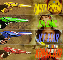 MCR - Banners by ApertumCodex