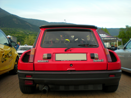 Renault 5 Turbo 2 '86 by franco-roccia