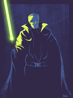 Dark Empire Luke by Blazbaros