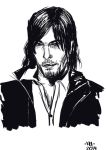 Norman Reedus by FreeDaum