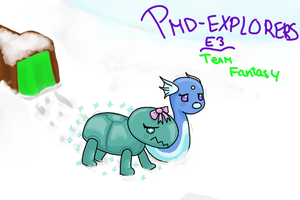 PMD Explorers: E3 pTitle by Ryuuchan4