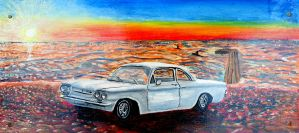 Corvair by Abuttonpress2Nothing