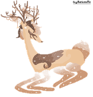 Deer Adopt CLOSED by eerieadopts