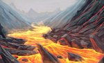 Lava by ElynGontier