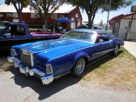 Lincoln Continental lowrider by Jetster1