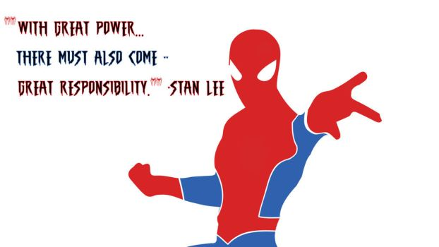 spiderman WP by killerSODAcan