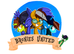 Bronies United Logo by Animation100