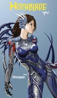 WitchBlade by RisQ55