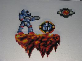 TURRICAN Sprite art by Buck-Chow-Simmons