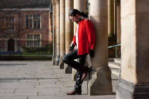 Red Coat stock 26 by Random-Acts-Stock