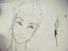 Peter and Tink by Reenin