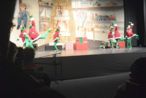 The Dance Company Christmas Show, The Grinches 10 by Miss-Tbones
