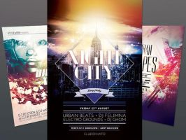 Party Flyer Bundle Vol.26 by styleWish