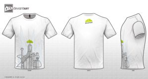 T-Shirt Design 4 by imonedesign