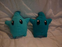 my first plush,sewing attempt by gamertjecool