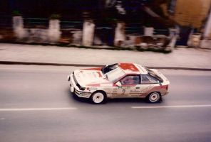 1989, Juha Kankkunen,Toyota, Rally Portugal, Tomar by F1PAM