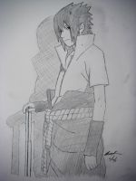 Sasuke Uchiha Shippuden by Roadhouse-Hunter