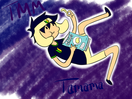 Adventure Time Tamama by TaiitheDecepticaon