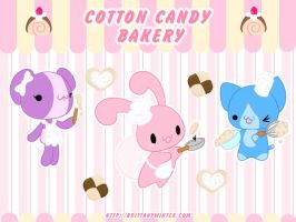 .:Cotton Candy Bakery:. by PhantomCarnival
