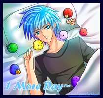 1 More Day~ by WatermelonOwl
