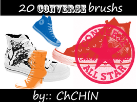 converse brushs by chchln